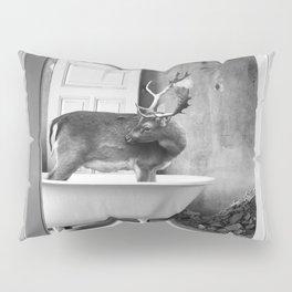 Lost places wildlife Pillow Sham