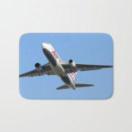 ABX Air Boeing 767-232(BDSF) Miami Take-off Florida Airplanes  Bath Mat