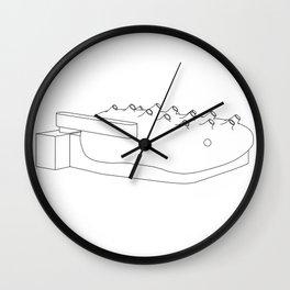 Kunsthaus Graz Wall Clock
