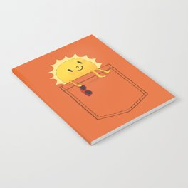 Pocketful of sunshine Notebook