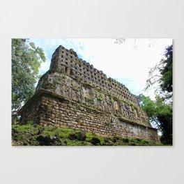 Ruins of Yaxchilan Canvas Print