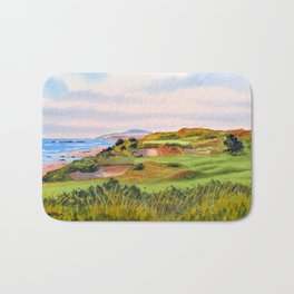 Pacific Dunes Golf Course Oregon WA Hole 11 Bath Mat
