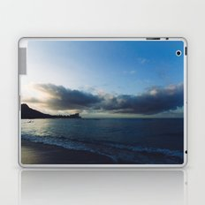 beach-morning 01 Laptop & iPad Skin