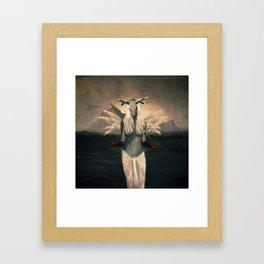 IAH Framed Art Print