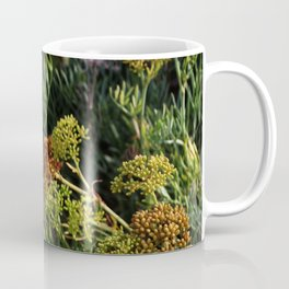 flowering wild plants Coffee Mug