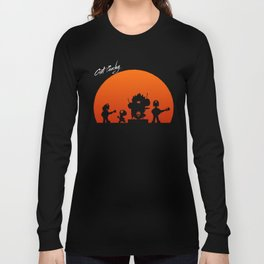 Get Peachy Long Sleeve T-shirt