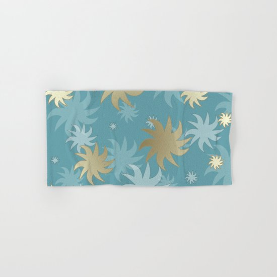 CHRISTMAS STARS 01 Hand & Bath Towel