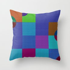 b 1 1 1 - b 3 3 3 Throw Pillow