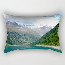 Neves Lake Rectangular Pillow