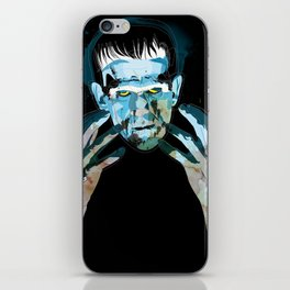 Frankie iPhone Skin