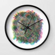 Hallucinations Wall Clock
