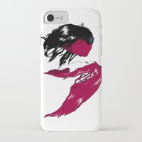 rock n roll iPhone & iPod Cases featuring Rock 'n' Roll xxx by Andrew Mark Hunter