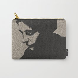 Portrait of an unknown woman (Portret van een onbekende vrouw) (1913) print in high resolution by Sa Carry-All Pouch