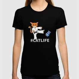 #Catlife T-shirt