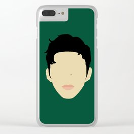 B.A.P Jongup Clear iPhone Case