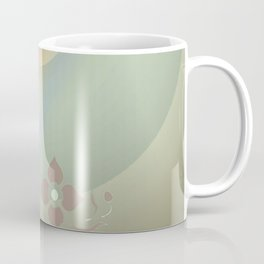 Copper blossom Coffee Mug