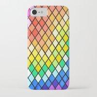 pantone iPhone & iPod Cases featuring Geo-Pantone by Aries Art