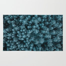 Overhead Forest Rug