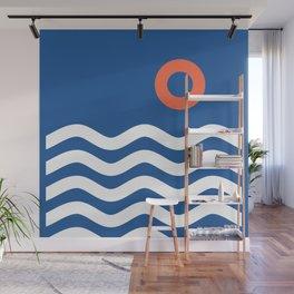 Nautical 03 Seascape Wall Mural