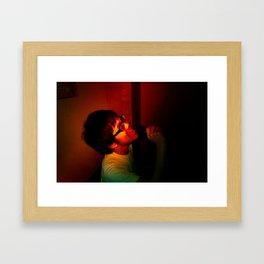 alcoholic Framed Art Print