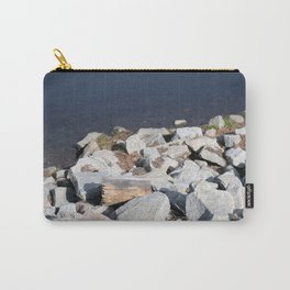 Rocks and Water Carry-All Pouch