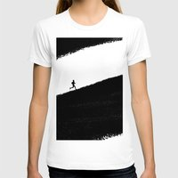running T-shirts featuring Running by eARTh