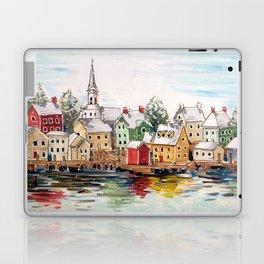 Portsmouth, New Hampshire Laptop & iPad Skin