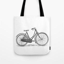 Bicycle 2 Tote Bag