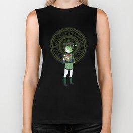 Saria - Hylian Court Legend of Zelda Biker Tank