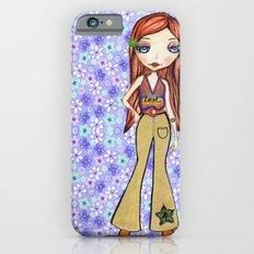 Hippie Heart iPhone 6s Slim Case