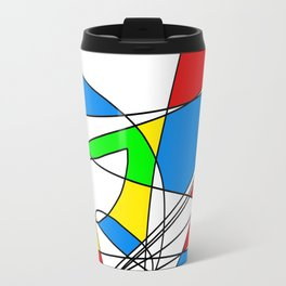 Microsoft Paint Travel Mug