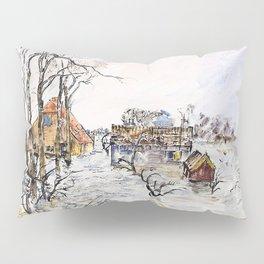 Flooded Walcheren - Digital Remastered Edition Pillow Sham