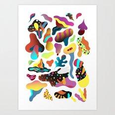 MAGISK SOPP Art Print
