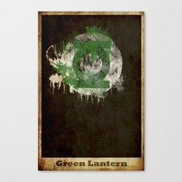 Lantern Logo Canvas Print