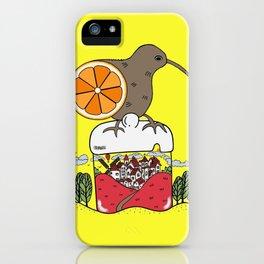 Jam World iPhone Case