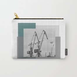 Giraffe crane Carry-All Pouch
