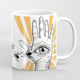 Summer Sad Coffee Mug