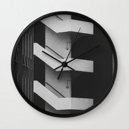 Emergency Escape Wall Clock