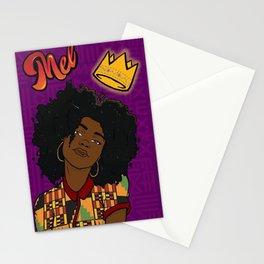 Melanin Melanie Stationery Cards