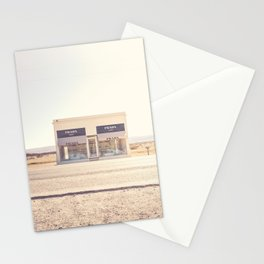 PradaMarfa II Stationery Cards