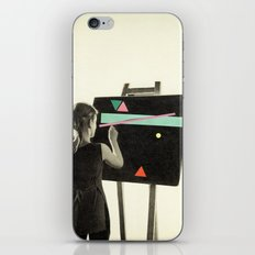 I'll Show You Things You've Never Seen iPhone Skin