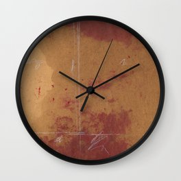 mappale 001 Wall Clock