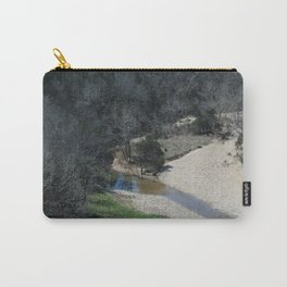 A Creek in the Landscape Carry-All Pouch