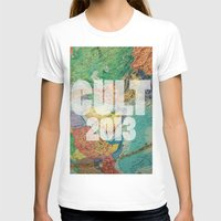 globe T-shirts featuring globe by Chad spann