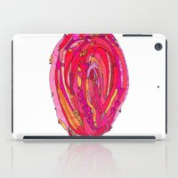 artsy iPad Cases featuring Artsy Heart by Ingrid Padilla