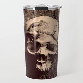 Catacomb Culture - Skull and Paint Travel Mug