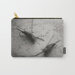 Stonefly nymphs Carry-All Pouch