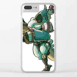 Breath of the Wild - Kass Clear iPhone Case