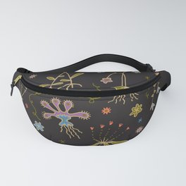 Flora of Planet Hinterland Fanny Pack
