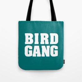 Bird Gang Tote Bag